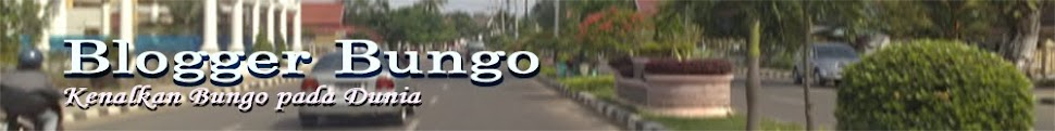 Blogger Bungo