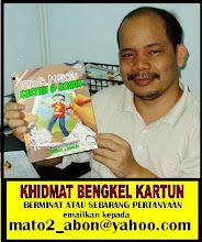 BENGKEL MELUKIS KARTUN