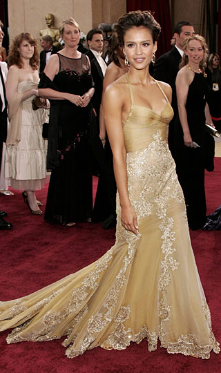 keira knightley oscar dress. julia roberts oscar dress.