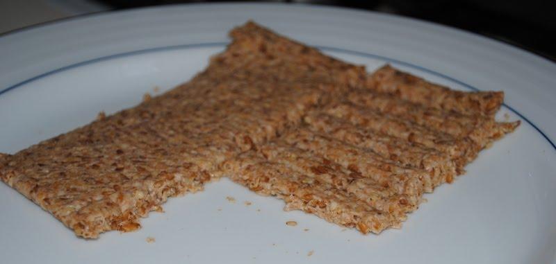 veggie cookie: Homemade Snack: Sesame Sticks