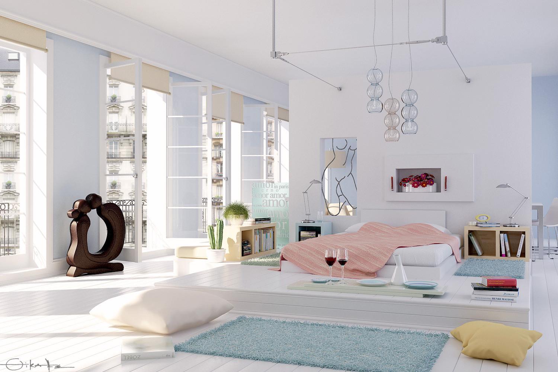 hodge:podge: Dream Bedroom Design Courtesy of Acadian Home