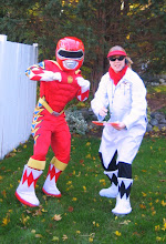 Power Ranger Training Camp