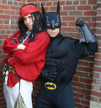 SeaDog the Pirate and Batman