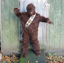 Chewbacca Star Wars Party