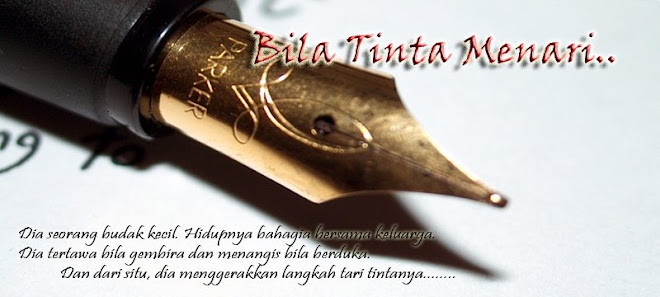 Bila Tinta Menari...