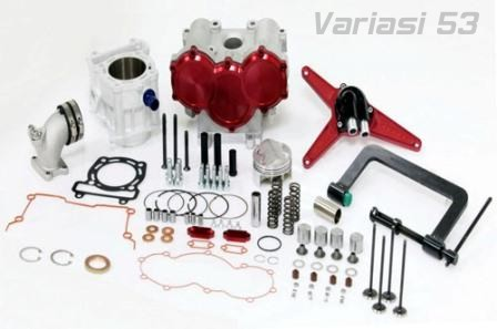 PART, RACING PARTS MOTOR, VARIASI MOTOR, MODIFIKASI, VARIASI 53: Mesin