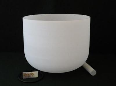 how to clean crystal singing bowls