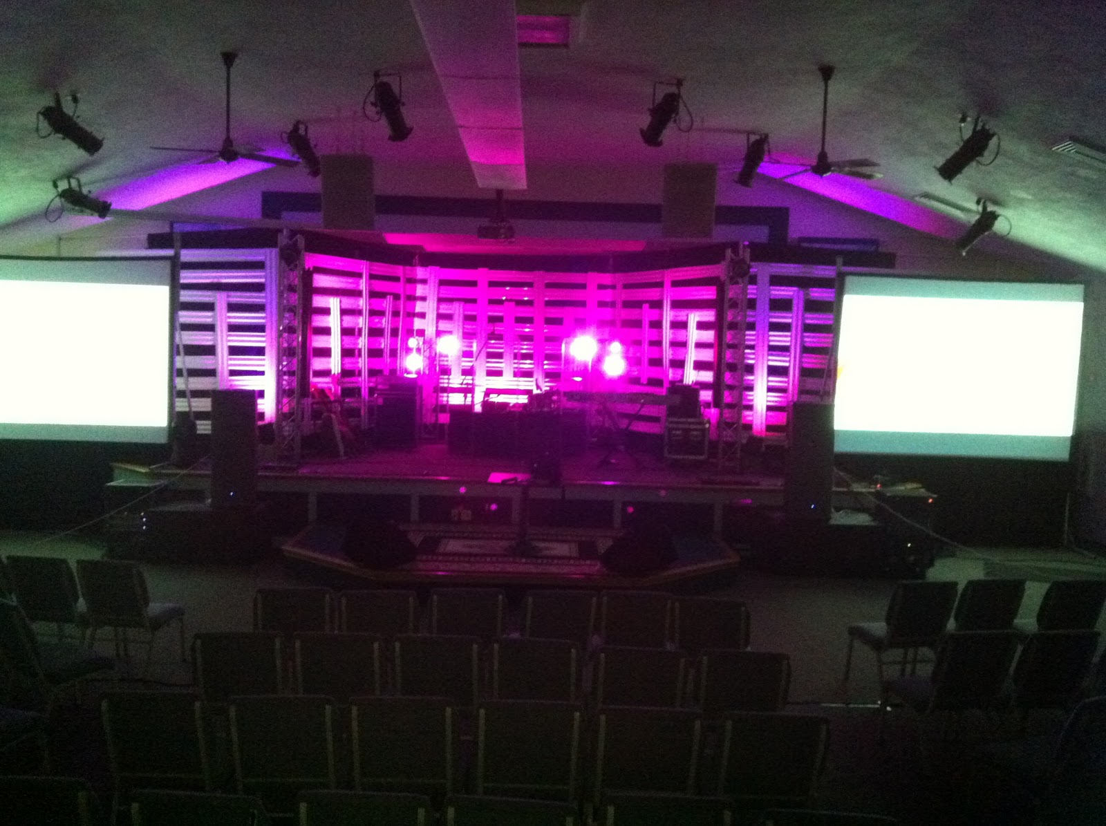 peter good church stage designs