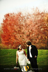Click the photo to see the November 1, 2008 slideshow of Laura and Chris