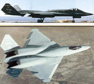 YF-23. Northrop/McDonnell
