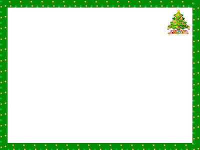 Printable Christmas Borders