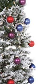 Christmas Tree BorderChristmas Tree Border