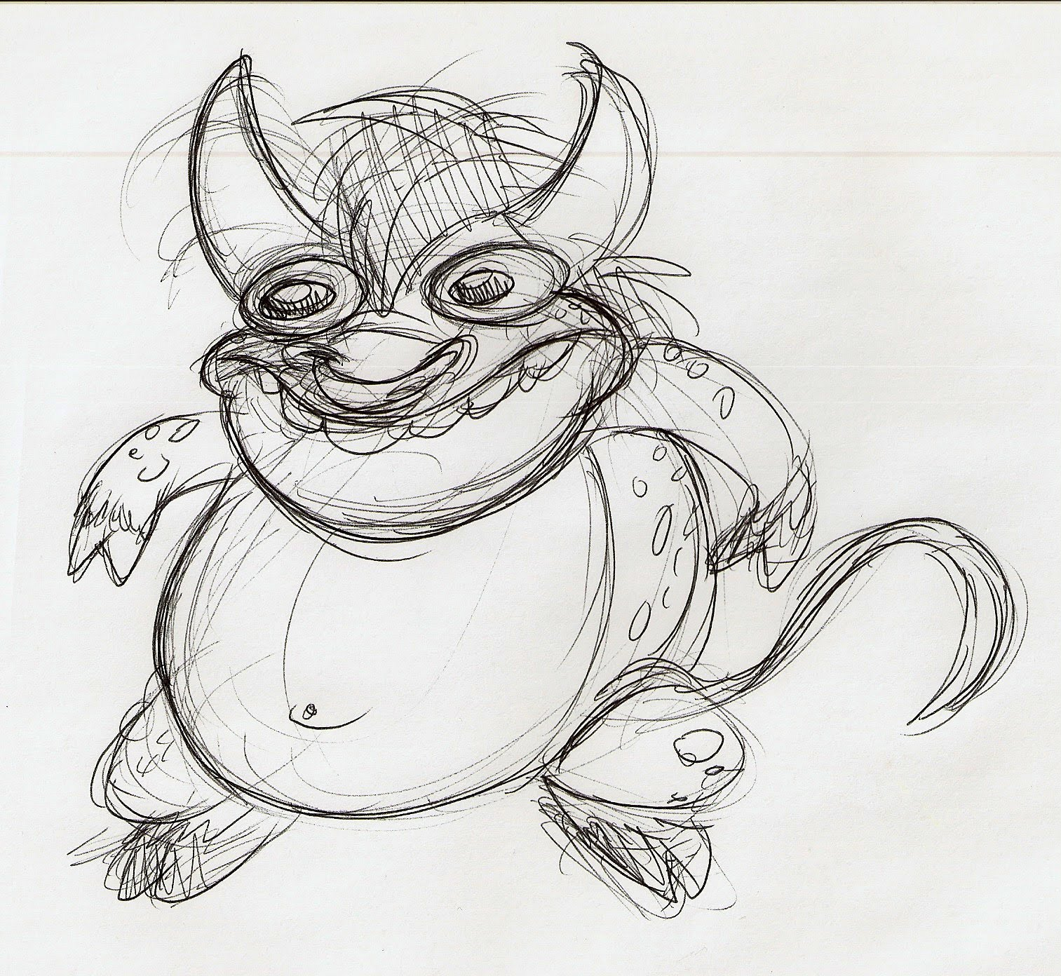 the art of grue creature design woes
