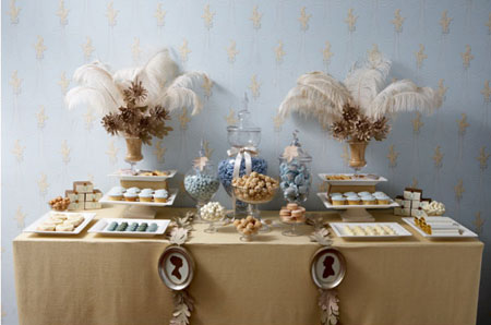 Read on for some more tips on putting together the perfect candy buffet