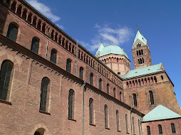 Catedral de Spira (Speyer); Alemania.