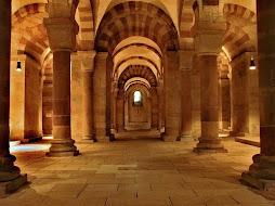 Catedral de Spira (interior)