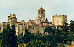 San Pedro de Chauvigny. Francia