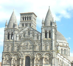 Catedral de Angulema, Francia