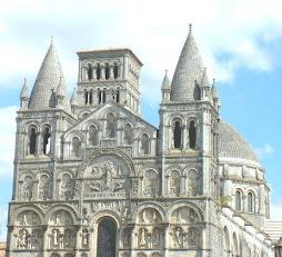 Catedral de Angulema, Francia