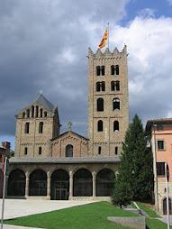 Santa María de Ripoll, España