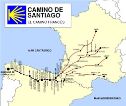 El Camino de Santiago de Compostela