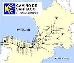 El Camino de Santiago de Compostela