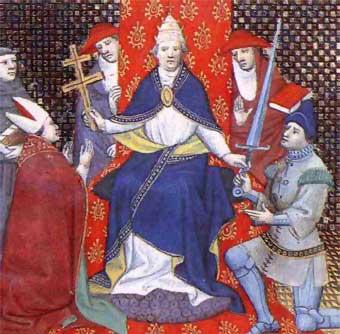 Fortalecimiento de las monarquias europeas