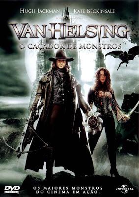 Van Helsing: O Caçador de Monstros – Dublado