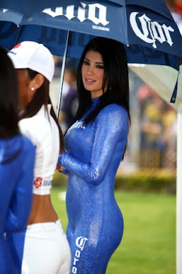Imagenes De Edecanes De Futbol - Porristas del fútbol mexicano Mira a las chicas más bellas