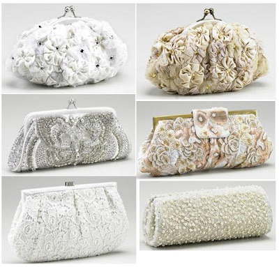 Булчински обувки и чанти ! Bridal-clutches-santi-floral-white-cream-ivory