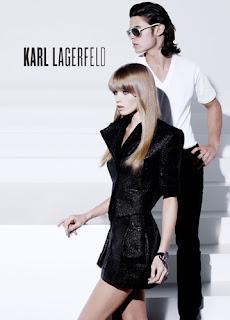 сиво - Облекло, мода, елегантност - Page 2 Karl+Lagerfeld+++Spring+Summer+2010+-1
