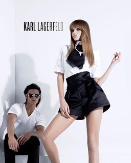 сиво - Облекло, мода, елегантност - Page 2 Karl+Lagerfeld+++Spring+Summer+2010+-2