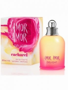 Amber Rose With Hai >> Amor Amor Delight: New Cacharel`s Fragrance | Beauty Zone
