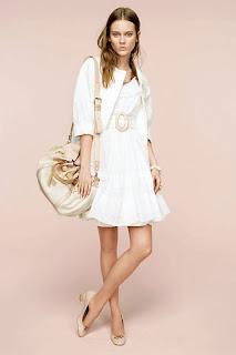 сиво - Облекло, мода, елегантност - Page 2 NINA+RICCI+-+resort+2011+-+11