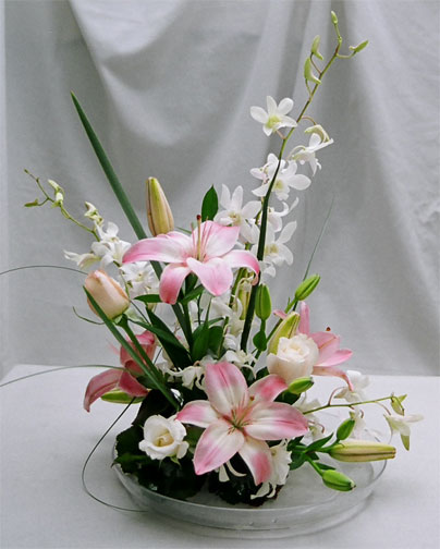 Ideas for beautiful ikebana beauty zone