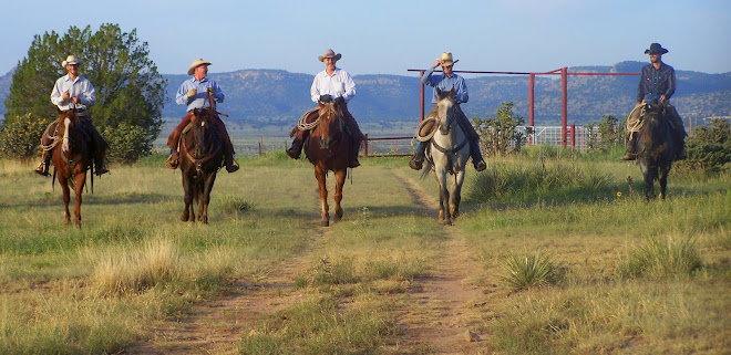 Just another day on the Ranch riding the Range, camera in hand.......