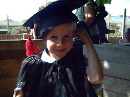 James' Nursery Graduation