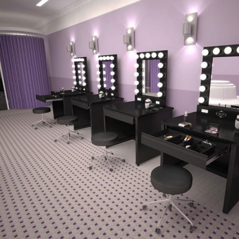 confessions of a doll nyc dash makeup heaven. Black Bedroom Furniture Sets. Home Design Ideas