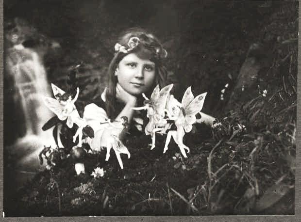 Dossier negro: Las Hadas de Cottingley Fairy_1