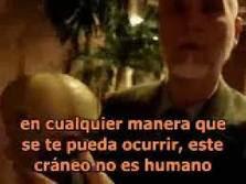 Lloyd Pye Craneo Alien-Humano