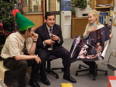 The Good Intern The Office Holiday Party Leave Your Ugly