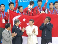 25th SEA Games, Laos: 2009-