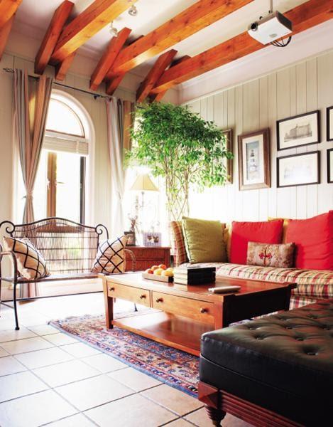 Arredamento country casa country for Arredo casa country