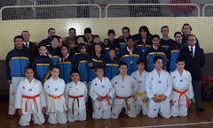 TERCEROS CLASIFICADOS CAMPEONATO DE NAVIDAD 2010: 17 MEDALLAS