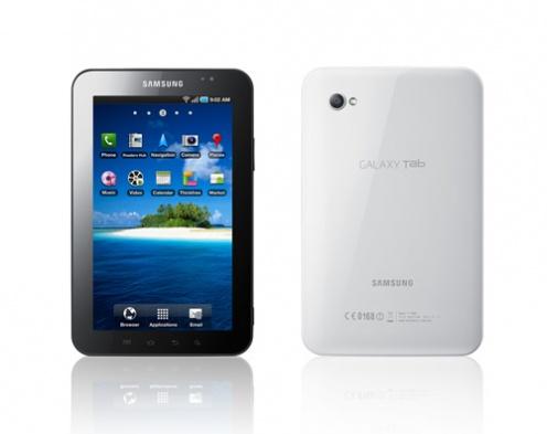 Spesifikasi dan Harga Samsung Galaxy Tablet