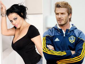 Irma Nici vs David Beckham