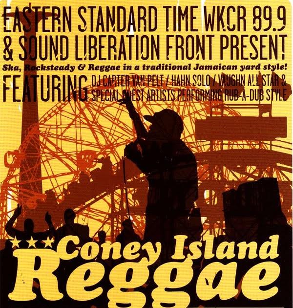 Coney Island Reggae August