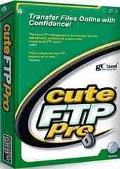 CuteFtp Professional 8.3 Crack