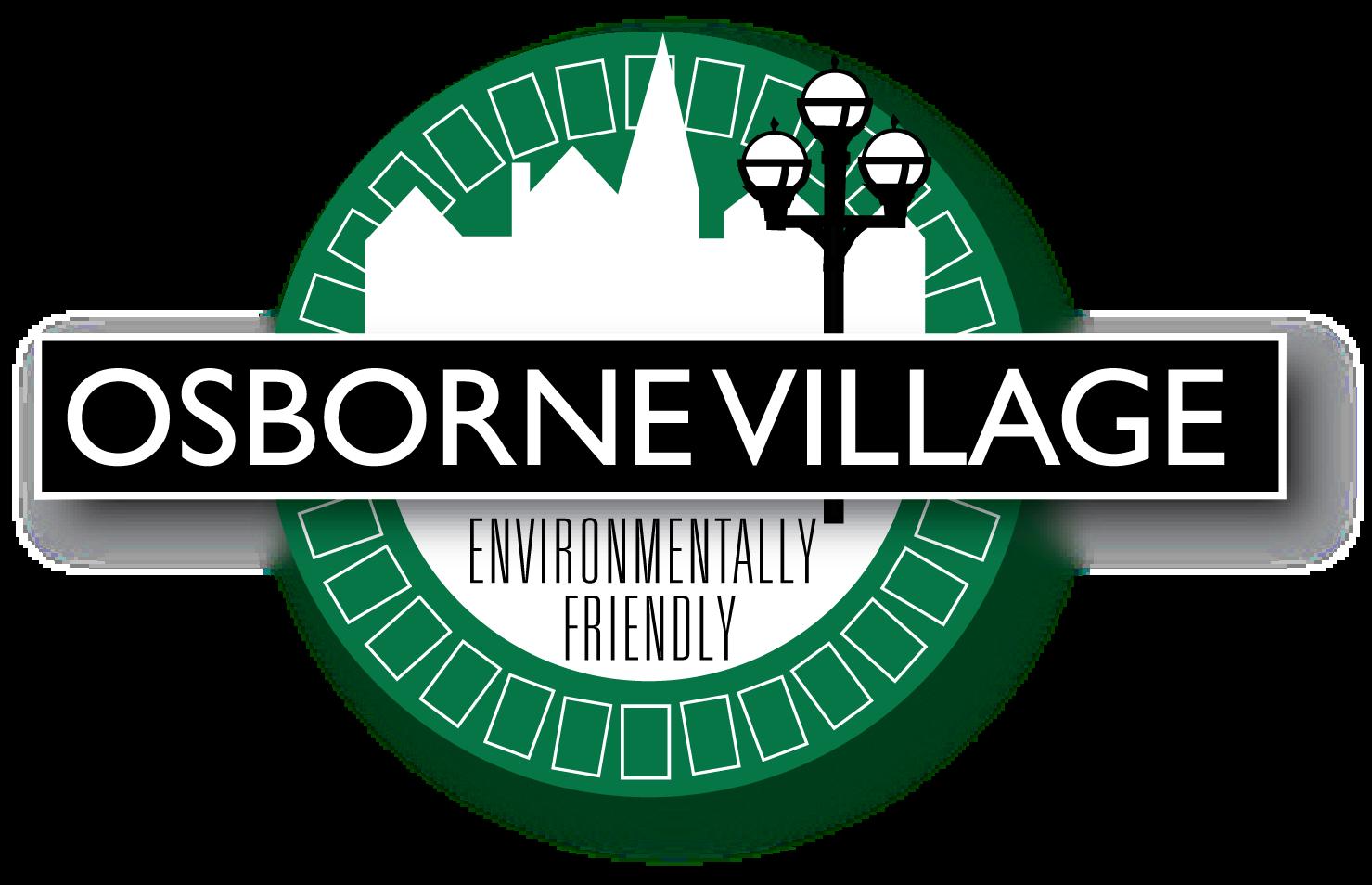 Wolf Communications: Osborne Village Biz Logo