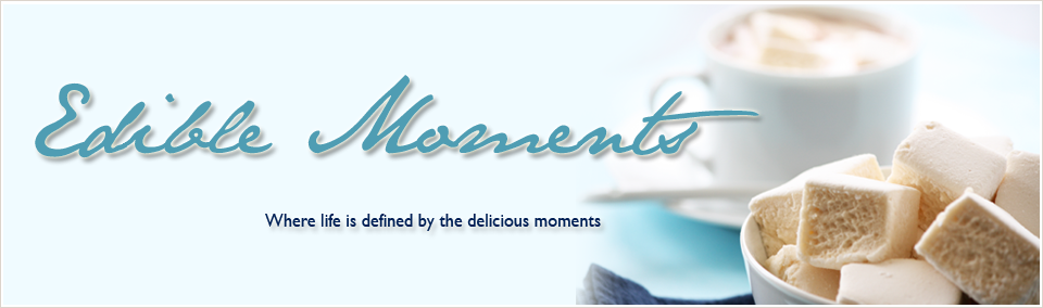Edible Moments